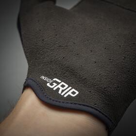 GripGrab Aerolite InsideGrip Short Finger Gloves red